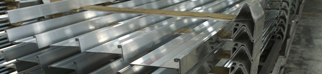 Capabilities: Aluminum Extrusion Heat Treatment