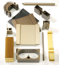 Image of extrusions